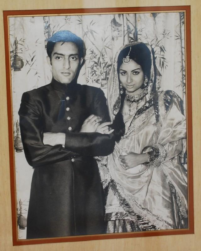 team as their star batsman his son mansur at 21