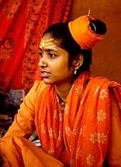 Watch Sadhu Tricks The Lady | Swarg Aashram | Radha Gautam, Subodh ...