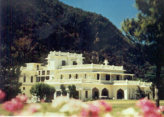 Ananda Spa In Garhwal Hills