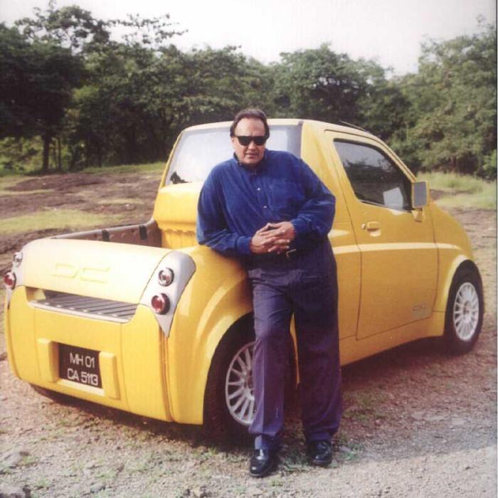 Car Designer From India