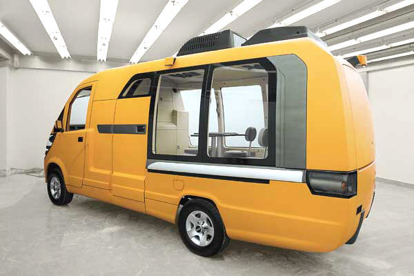 Dilip Chhabaria Car Designer From India