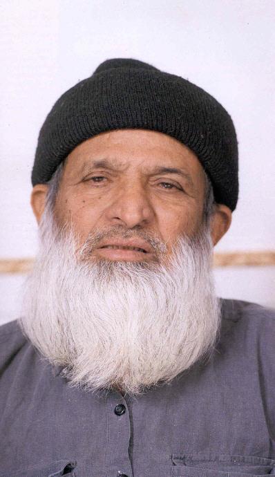 Abdul Sattar Edhi - social worker
